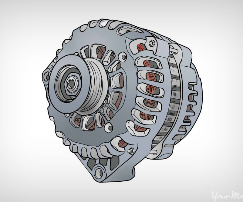 Cheap Alternators Near Me >> How To Test The Alternator In Your Car 7 Steps