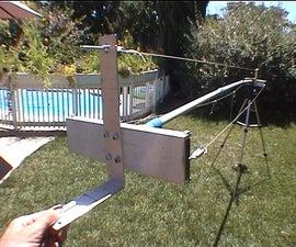 16 feet pan-and-tilt camera crane for $60