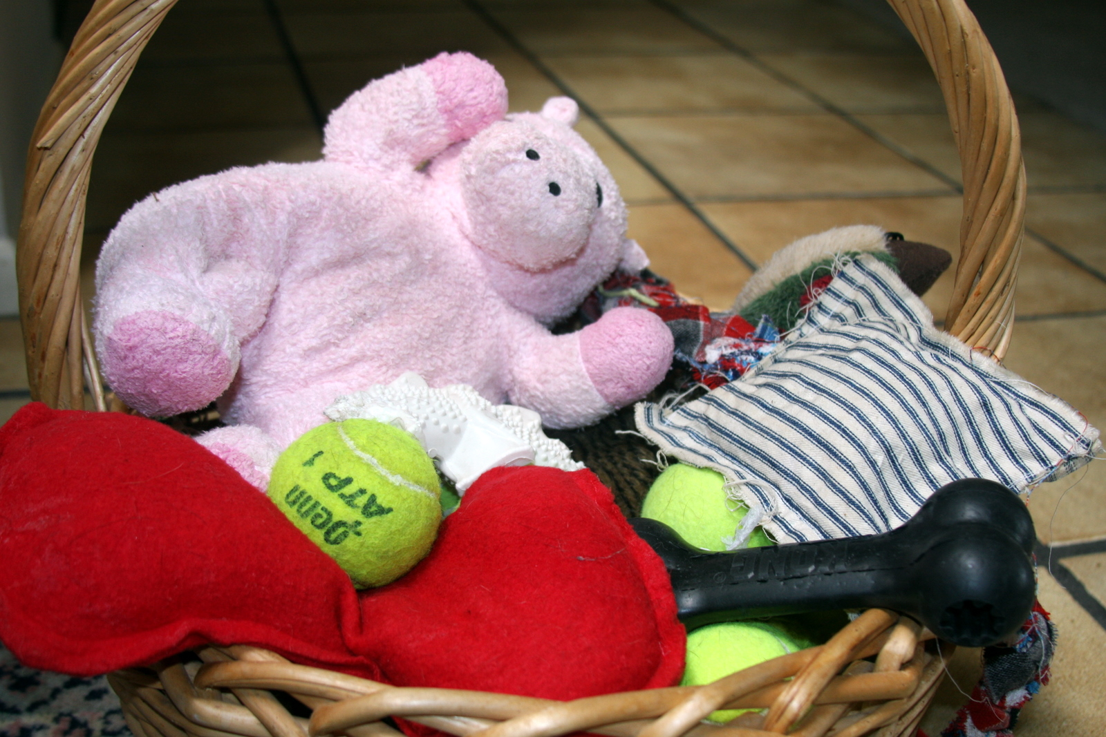 Picture of A Toy for Marmaduke and Friends