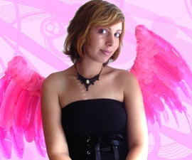 GLAMOROUS Fallen Angel Wings