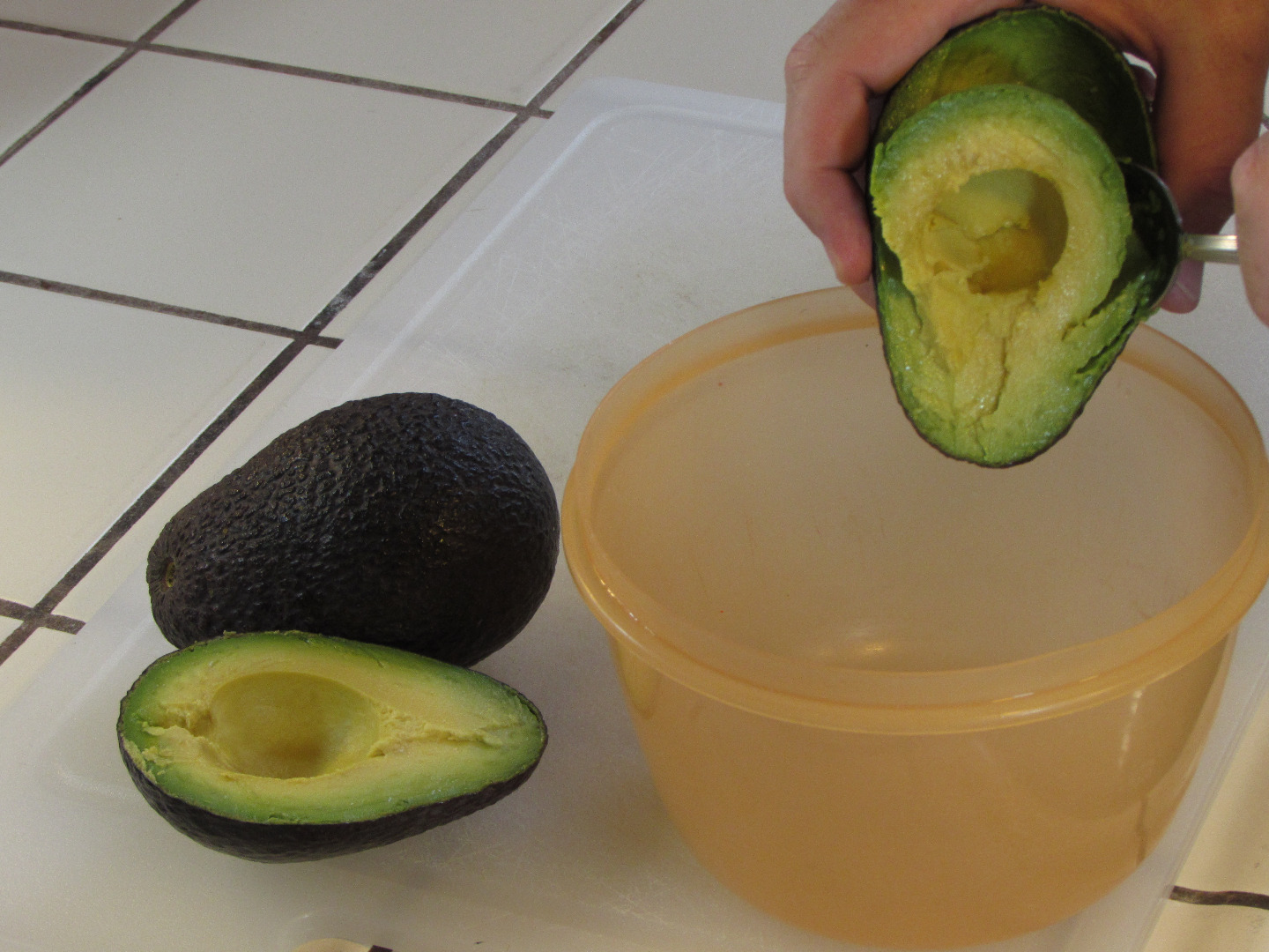 Picture of Making Your Guacamole