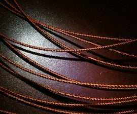 How to make copper rope