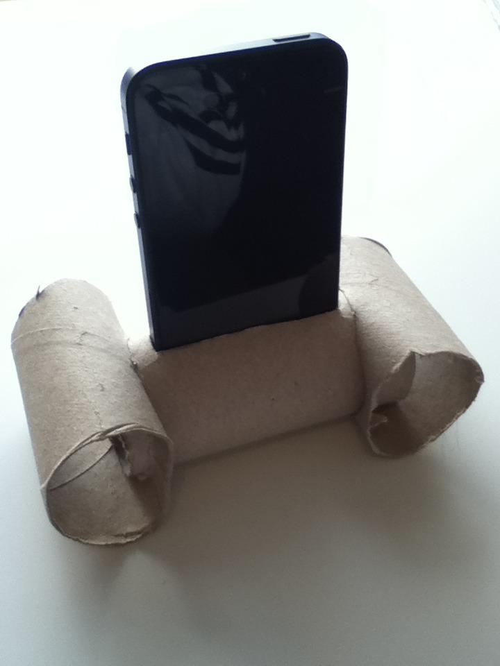 Picture of Iphone Speaker