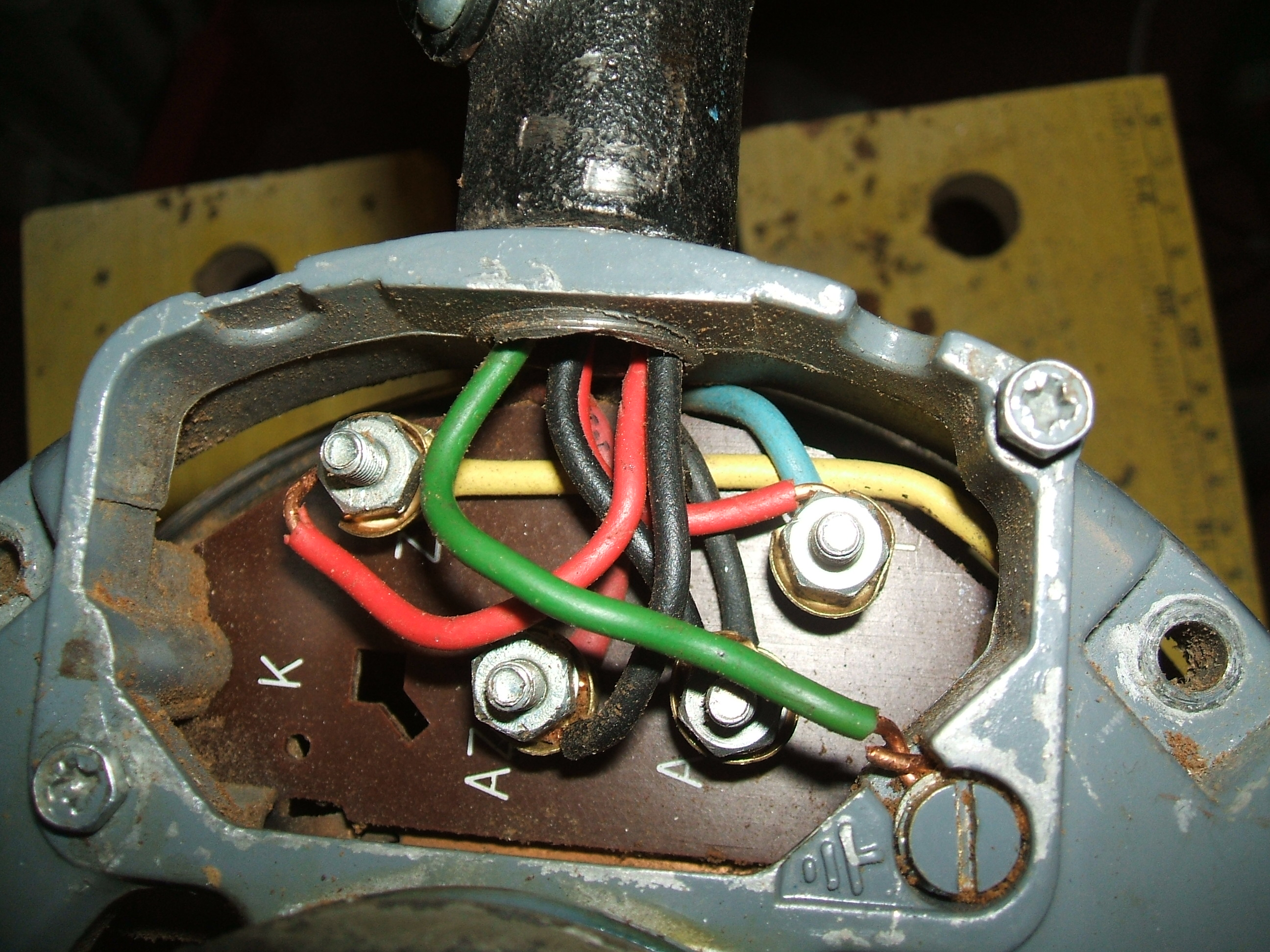 Picture of Basic Wiring