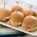 Cordon Bleu Sliders