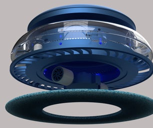 Medusa (robot for Dry and Wet Cleaning)