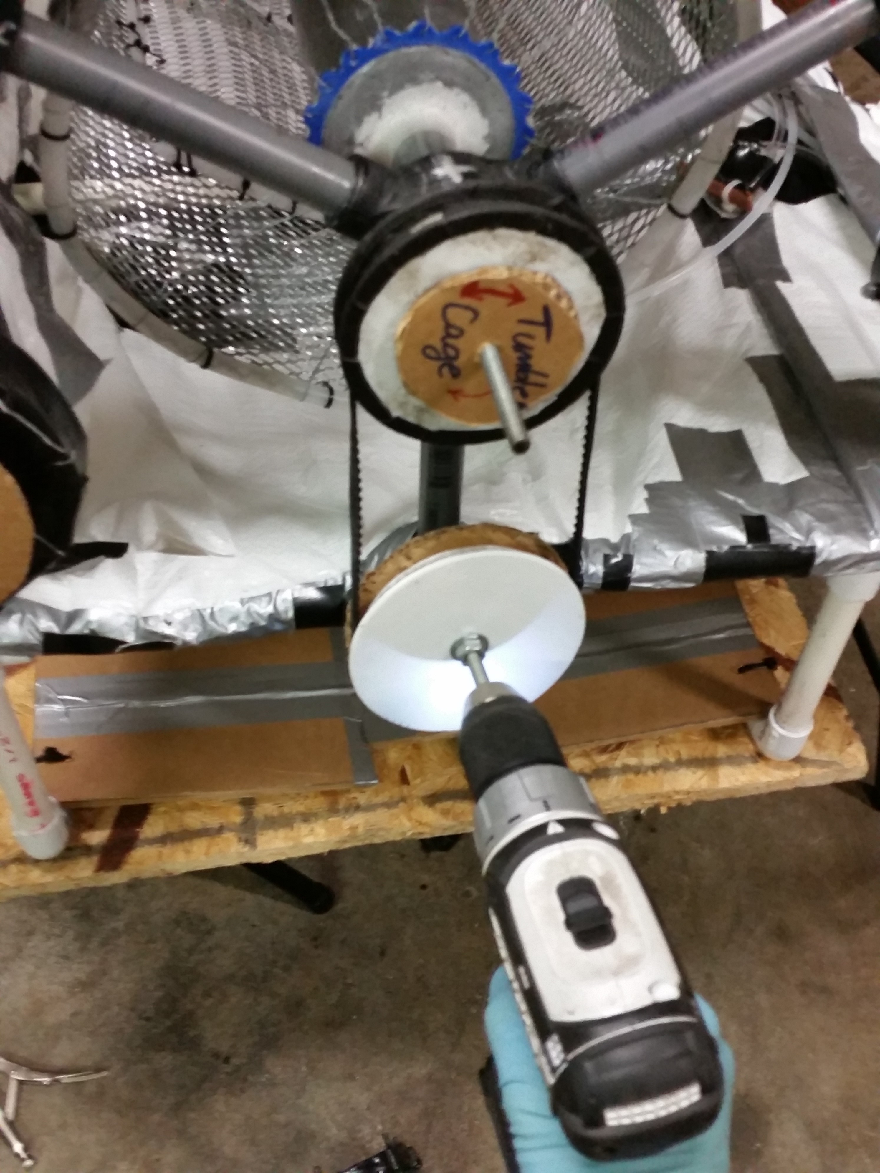 Picture of Belt Drive System