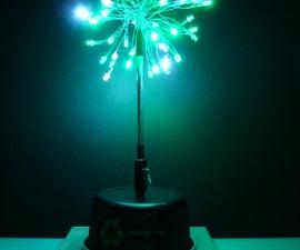 Desktop energy seed lamp