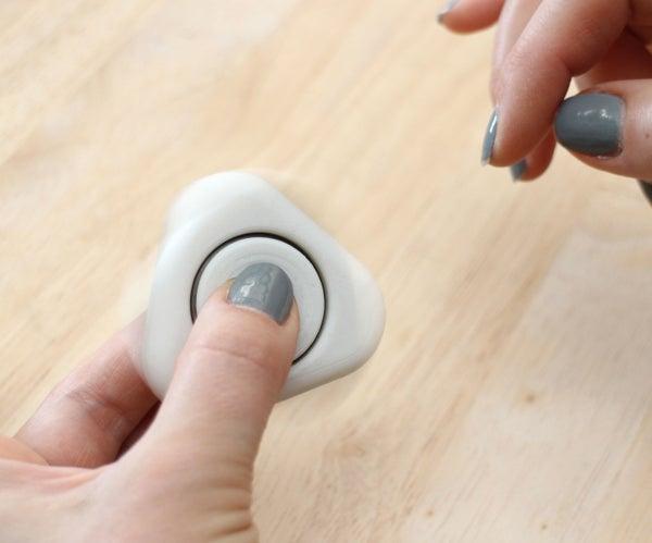 How to Design a Fidget Spinner
