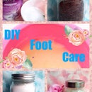 Inexpensive D.I.Y. Foot Care