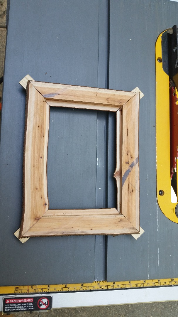 Picture of Make Your Keys and Use Them to Fit Up Your Frame