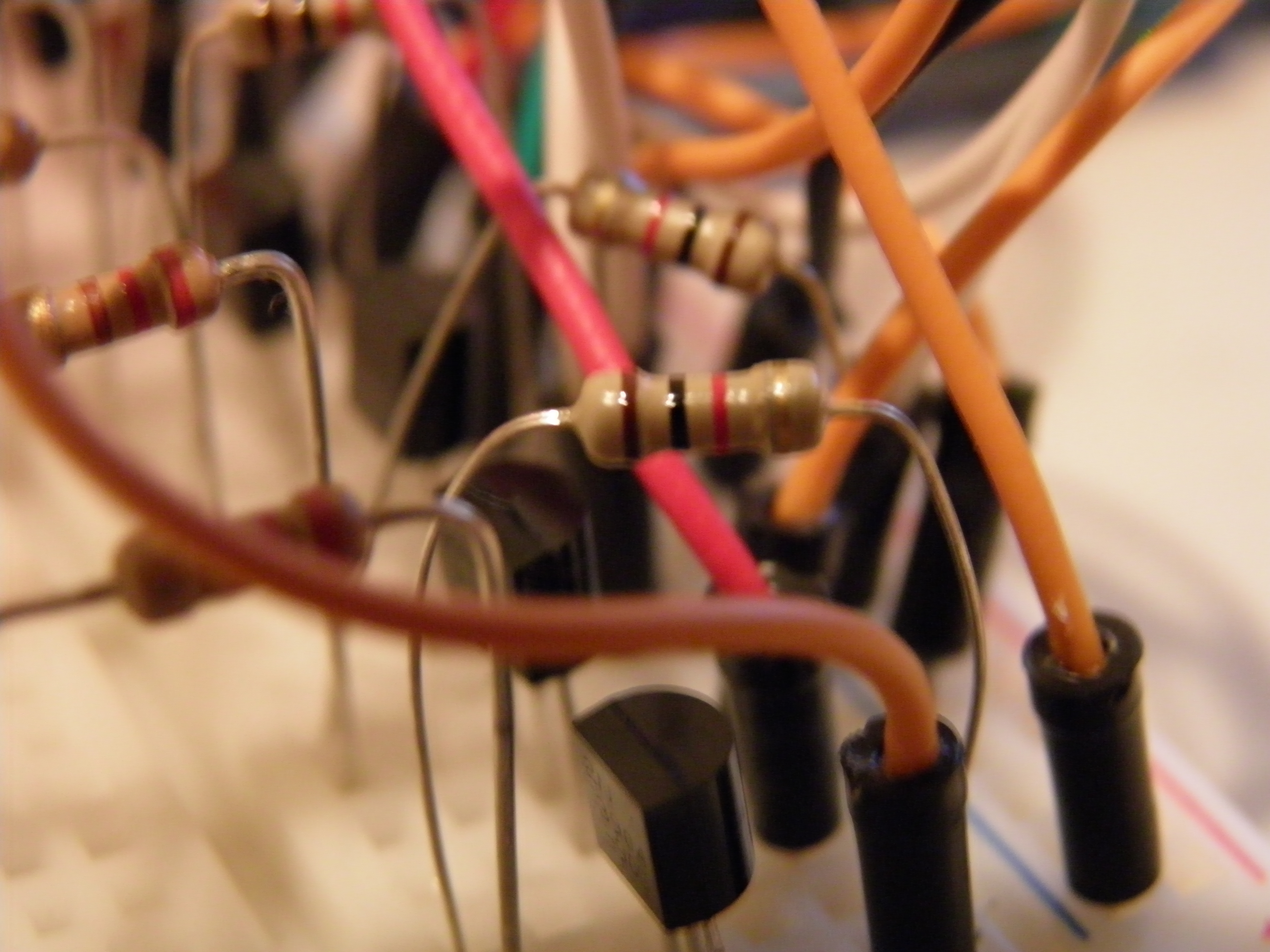 Picture of Add Resistors to Your Transistors. Say That 5 Times Fast!