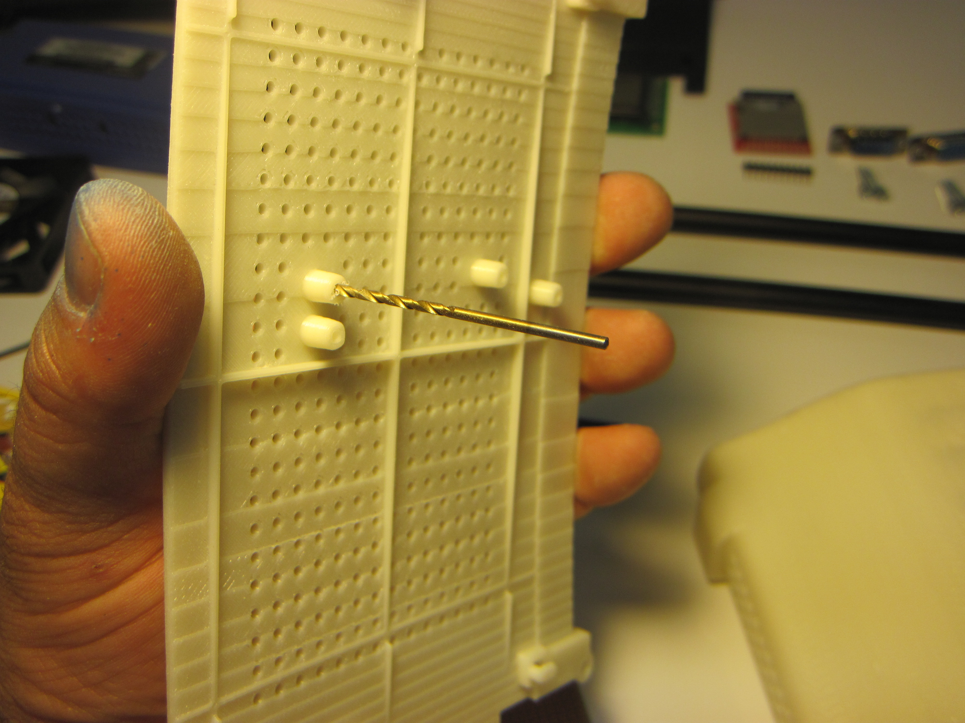 Picture of Rapid Prototyping and Cleaning Up 3D Prints