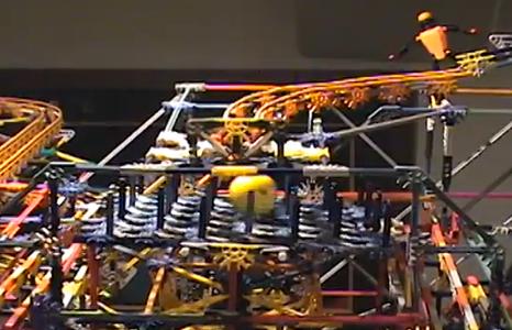 Motorized Tilting Panel