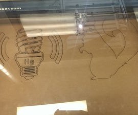Making Easy Stencils With The Epilog Laser Engraver
