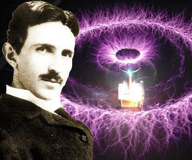 TESLA FREE ENERGY GENERATOR (COLLECTOR)