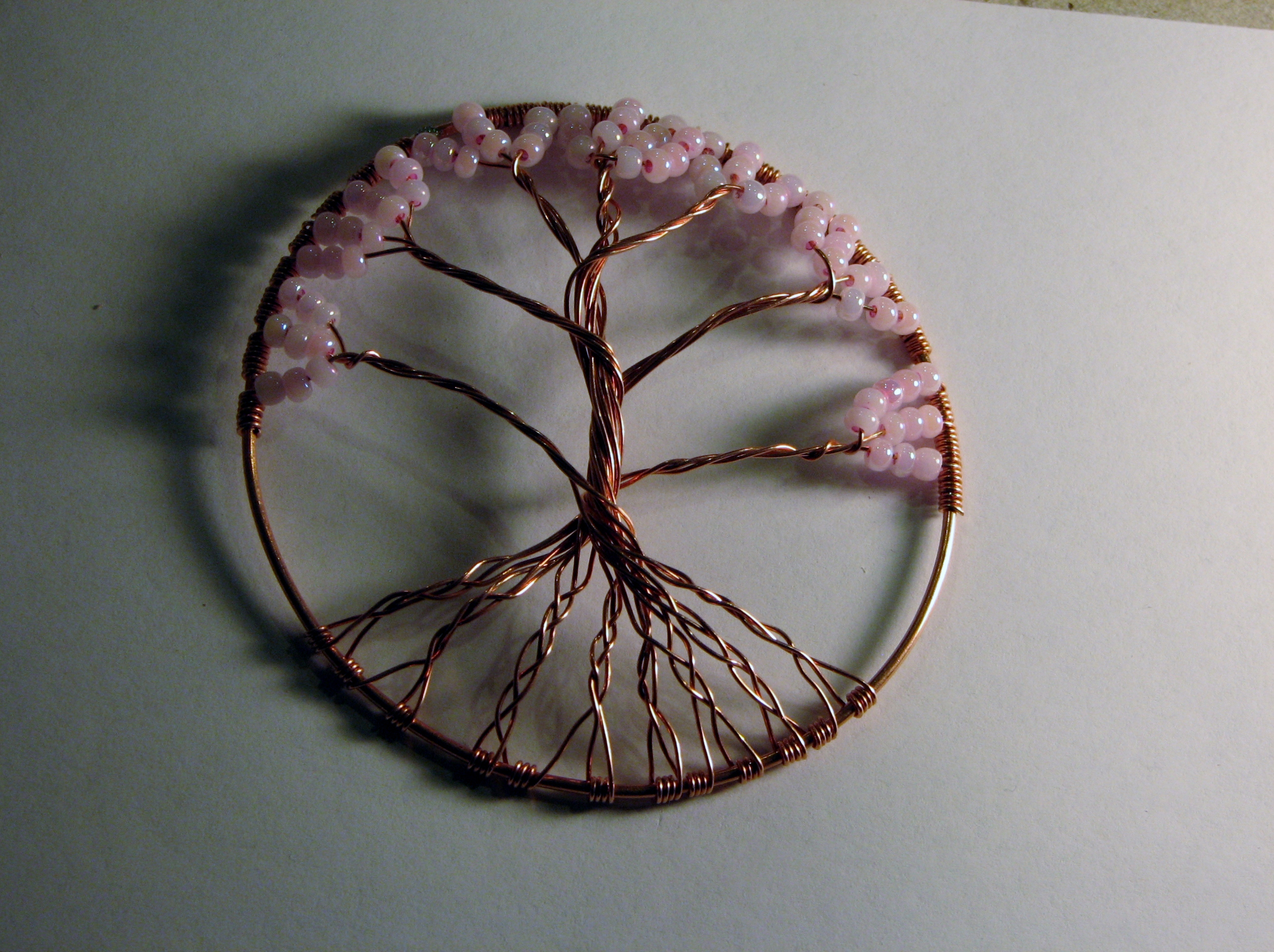 Wire Tree of Life: 4 Steps