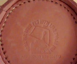 Leather Tankard