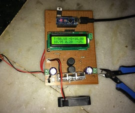 Arduino - PV MPPT Solar Charger