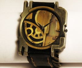 How to Fabricate a Custom Watch