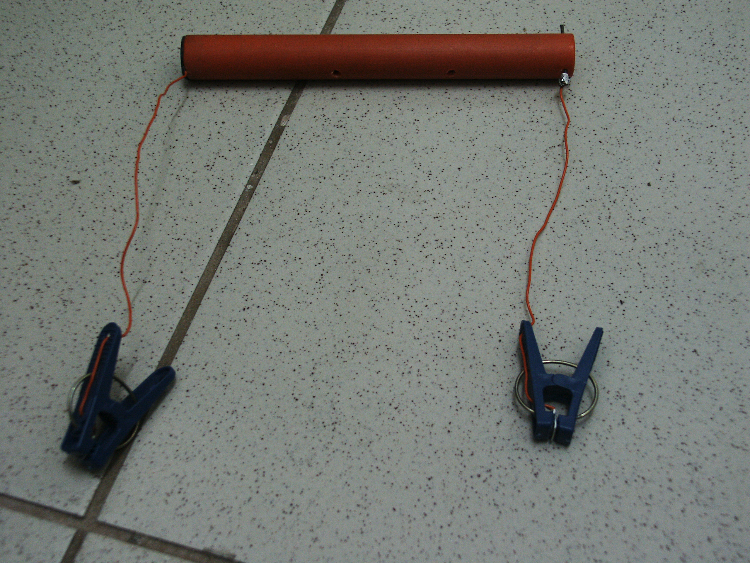 Picture of Easy DIY Battery Holder