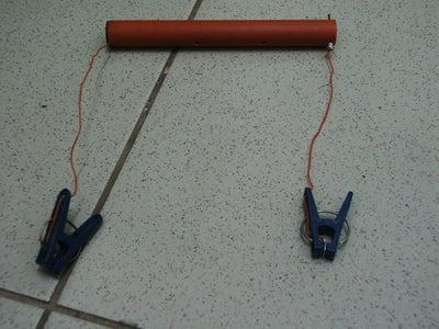 Easy DIY Battery Holder