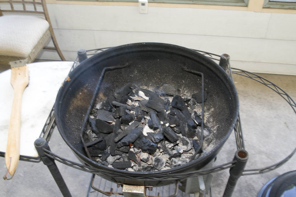 Picture of Char-Coal!!  FIRE FIRE, Hehe, FIRE!