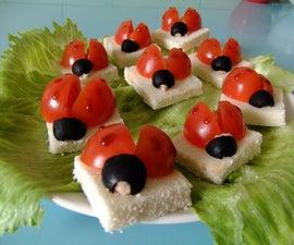 Ladybugs' invasion