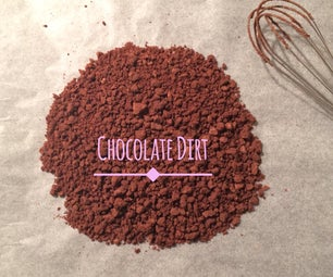 Chocolate Dirt.