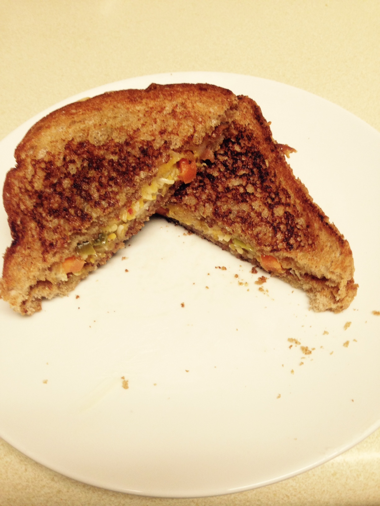 Picture of Ultimate Spicy Bacon Grilled Cheese