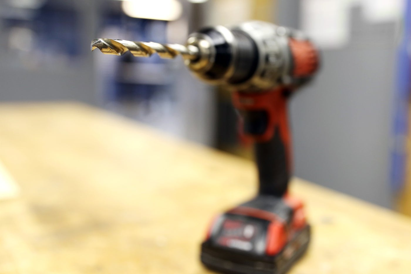 Drilling Perfect Holes