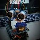 Ultrasonic Mapmaker using Arduino and MatLab