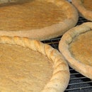 Whole Wheat Pizza Crust with fresh milled flour