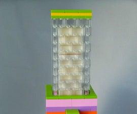 LEGO Hi-Chew Dispenser