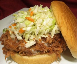 Easy Southern BBQ