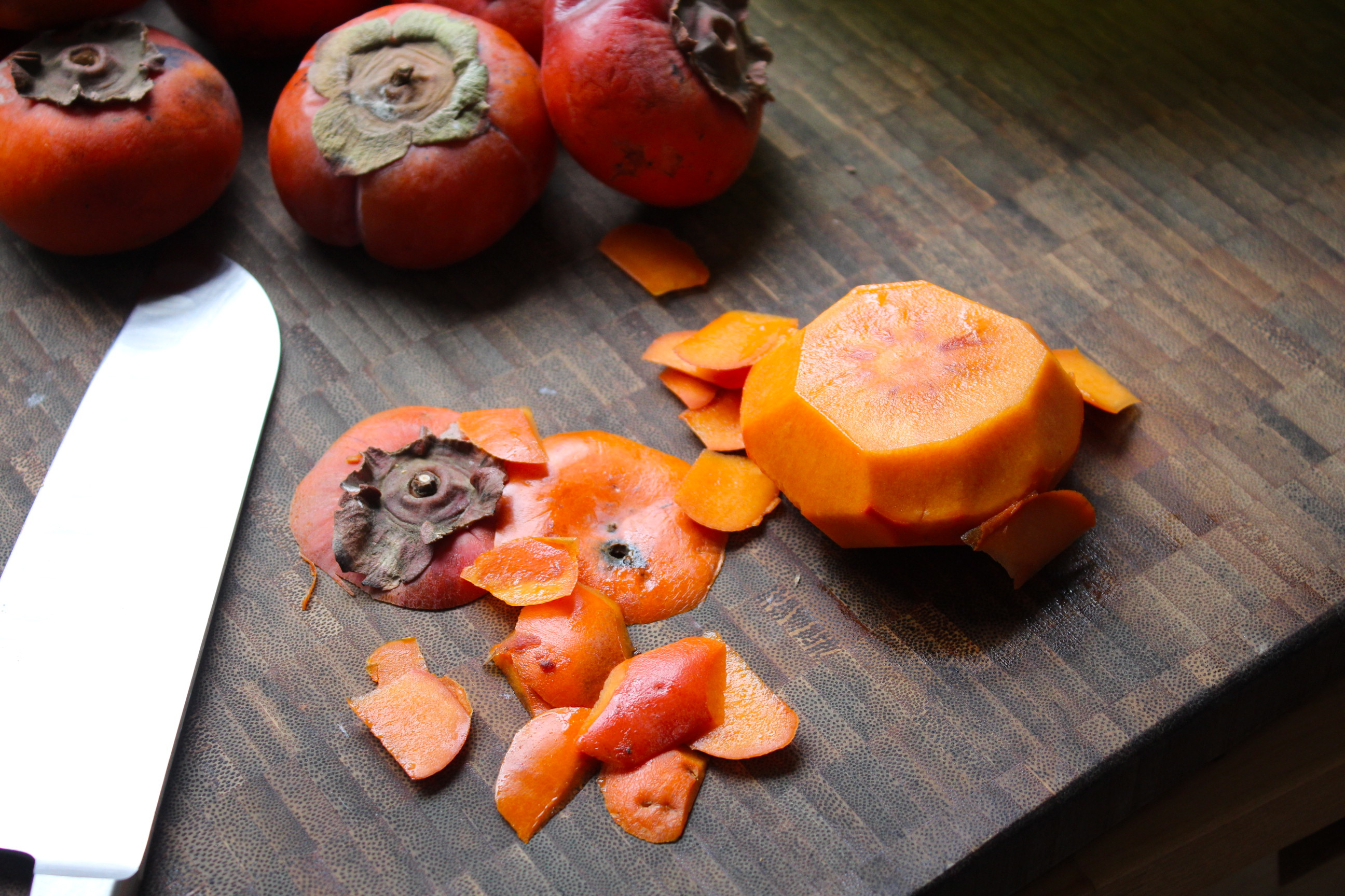 Picture of Prep the Persimmons