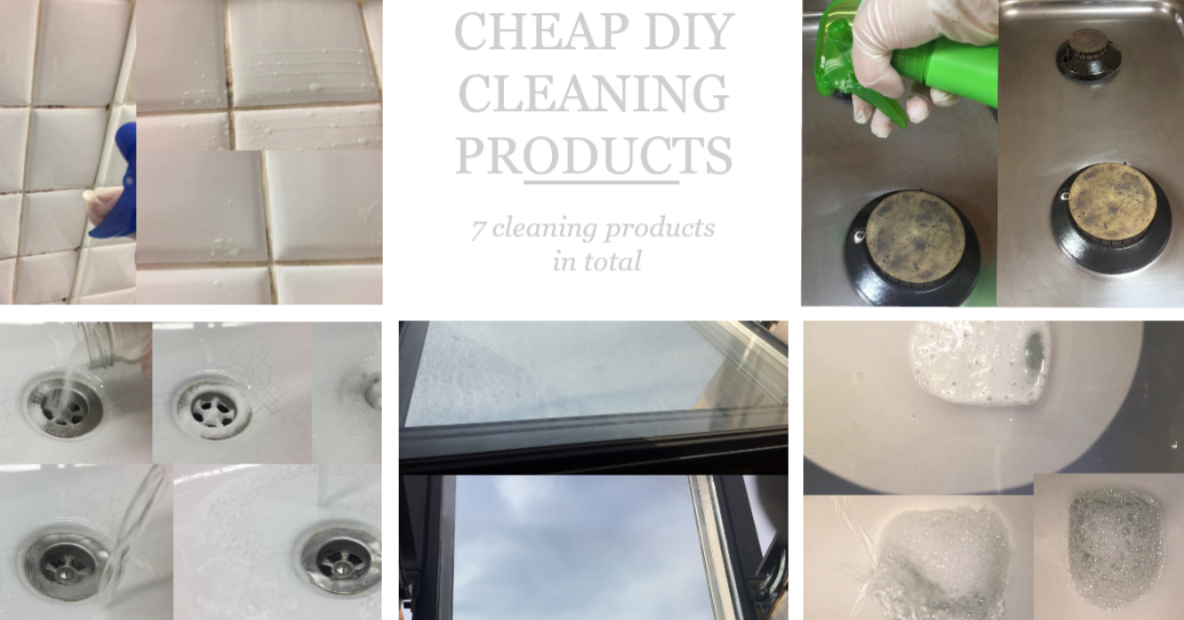 Picture of Cheap DIY Cleaning Products