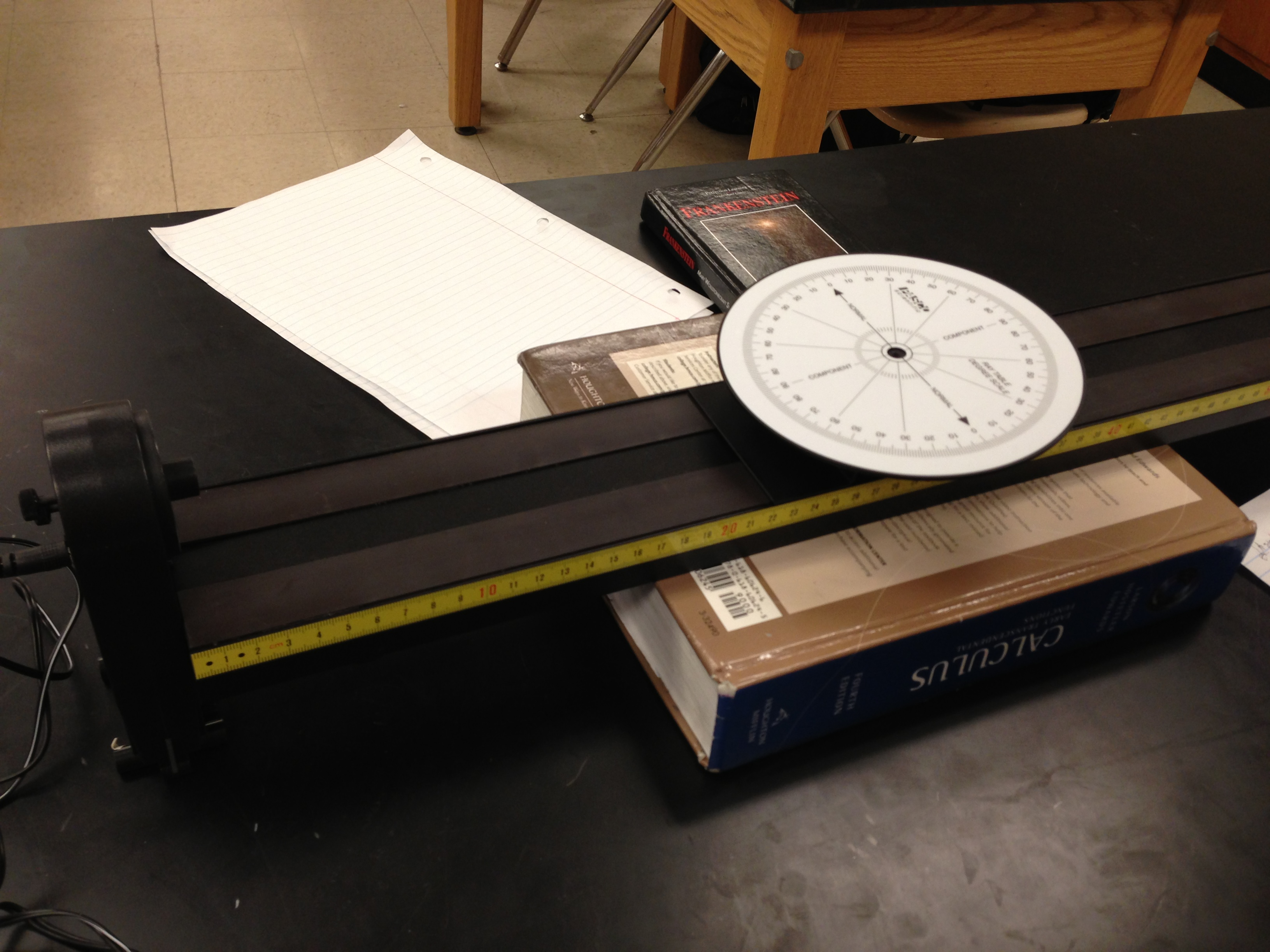 Picture of Setting Up Your Experiment