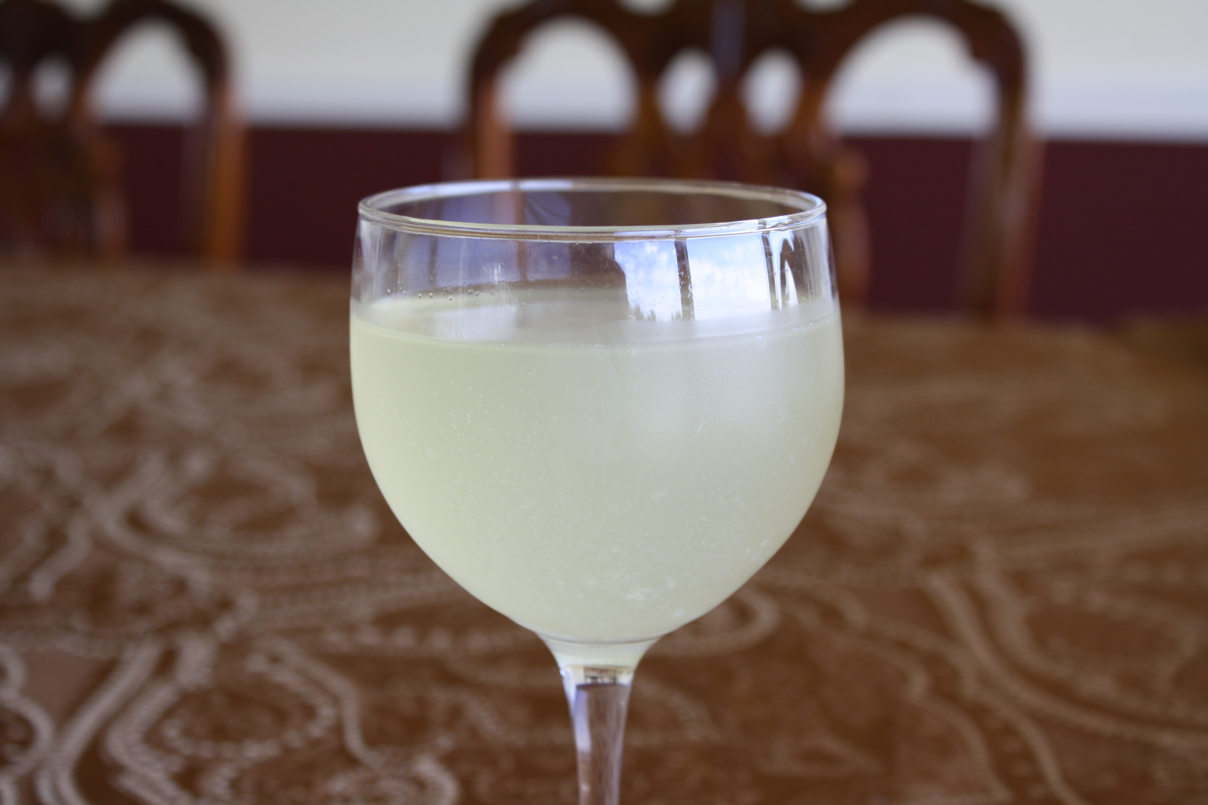 Picture of Lacto-fermented Ginger Ale