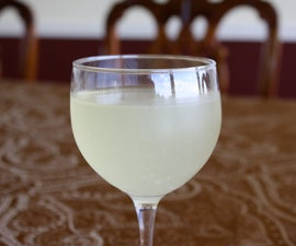 Lacto-fermented Ginger Ale