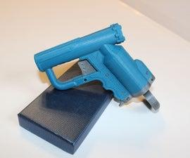 Mini Nerf-compatible Blaster
