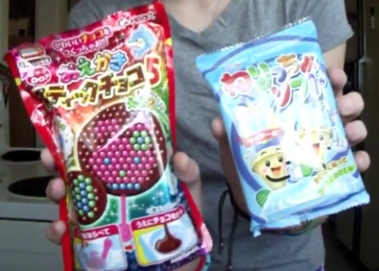 Picture of NERICCHO & HEART LTD OEKAKI CHOCO DIY Kits