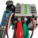 Cheap Arduino Thrifty Throttle (PWM generator for servos, escs, talons, sparks, victors, etc)