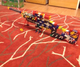 The Special Knex Sniper Rifle