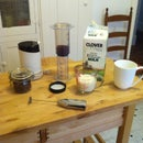 My Best Espresso Machineless Latte