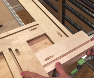 DIY Adjustable Router Template