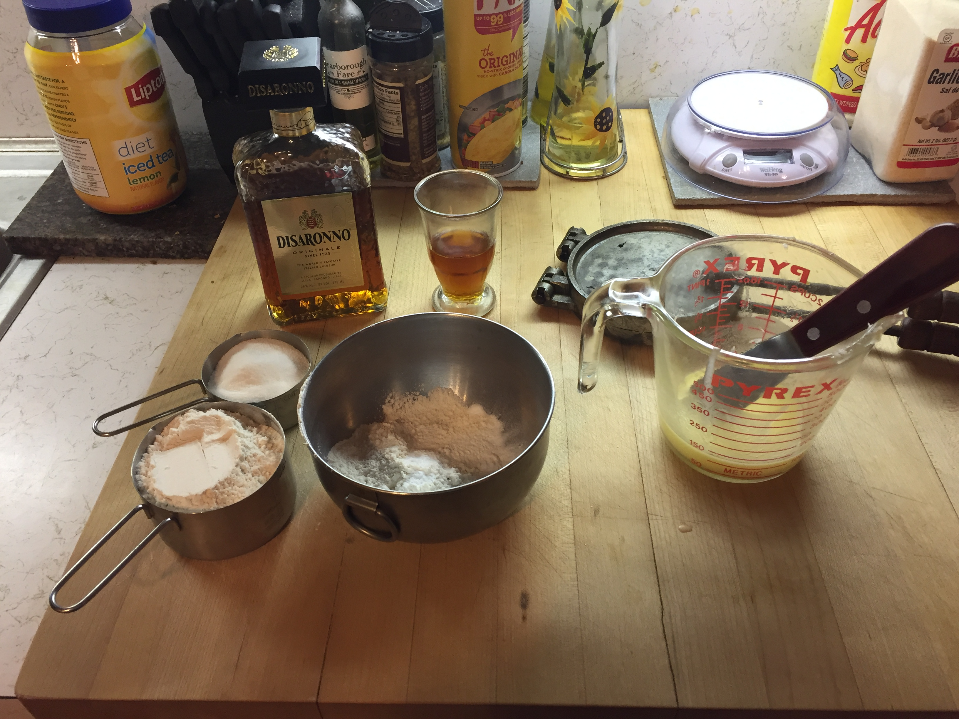 Picture of Making the Batter