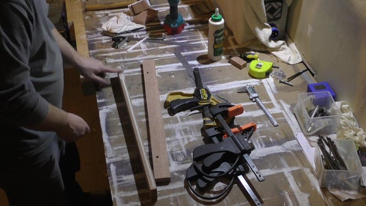 Making the Support Tray