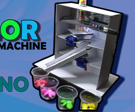 How to Make Color Sorting Machine Arduino Based