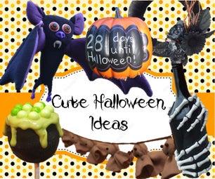 100+ Spooky-Cute Halloween Projects